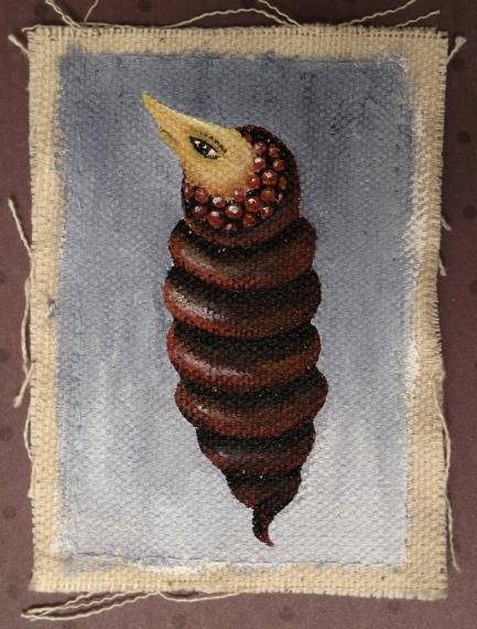 Caterpillar Mole
