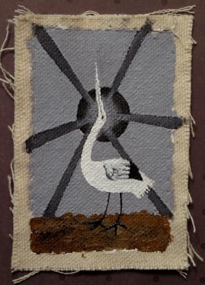 Enlightened Crane