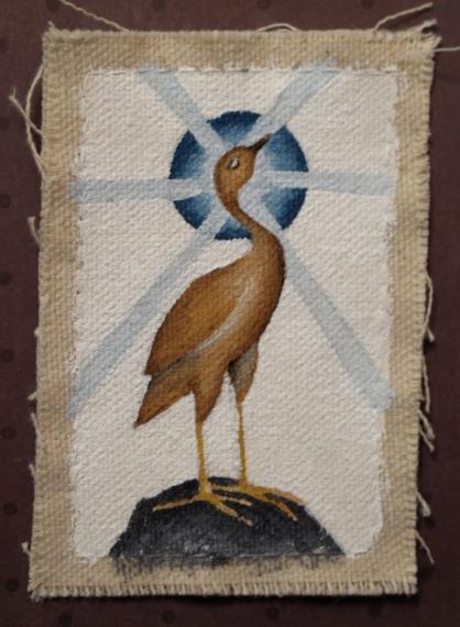 Majestic Enlightened Bird