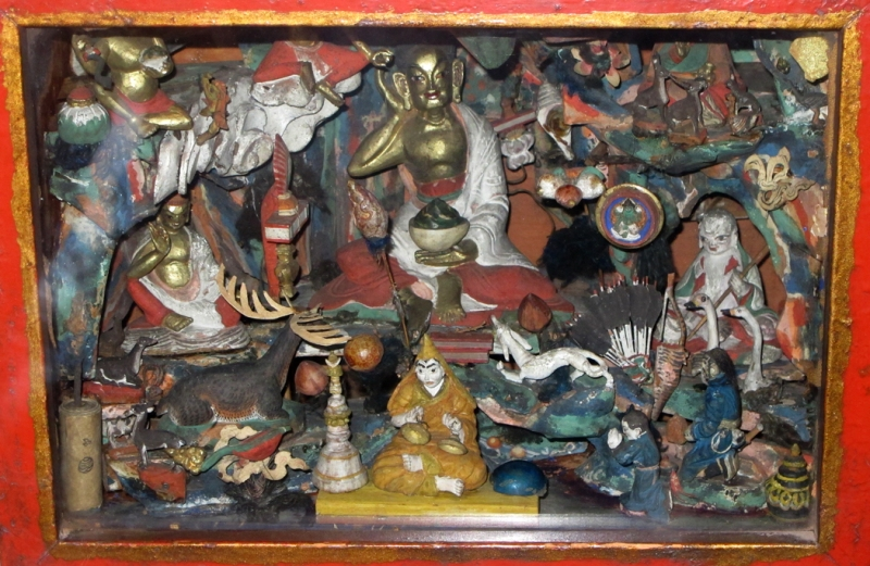 Buddhist Box, 1900