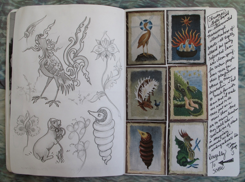 11-Medieval Beastiaries (Christmas)