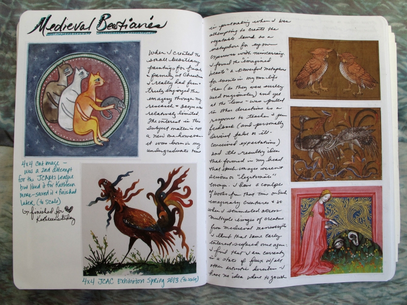 15-Medieval Beastiaries