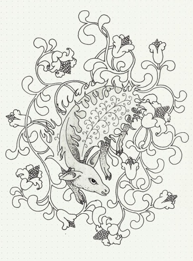 (Small)Beastie-Deer