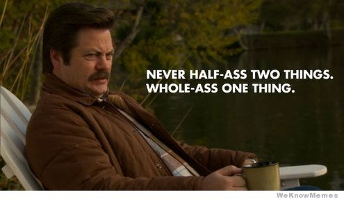 RonSwanson-AssedThings
