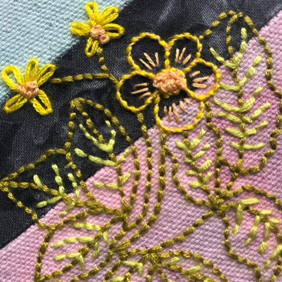 levacy(crythebird)-embroidery-buttercup