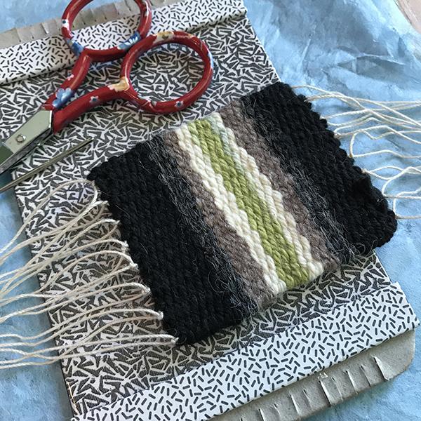 CryTheBird(Levacy)-Weaving-Coaster