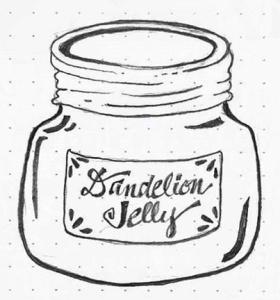 CryTheBird-DandelionJelly-LHobbieJar